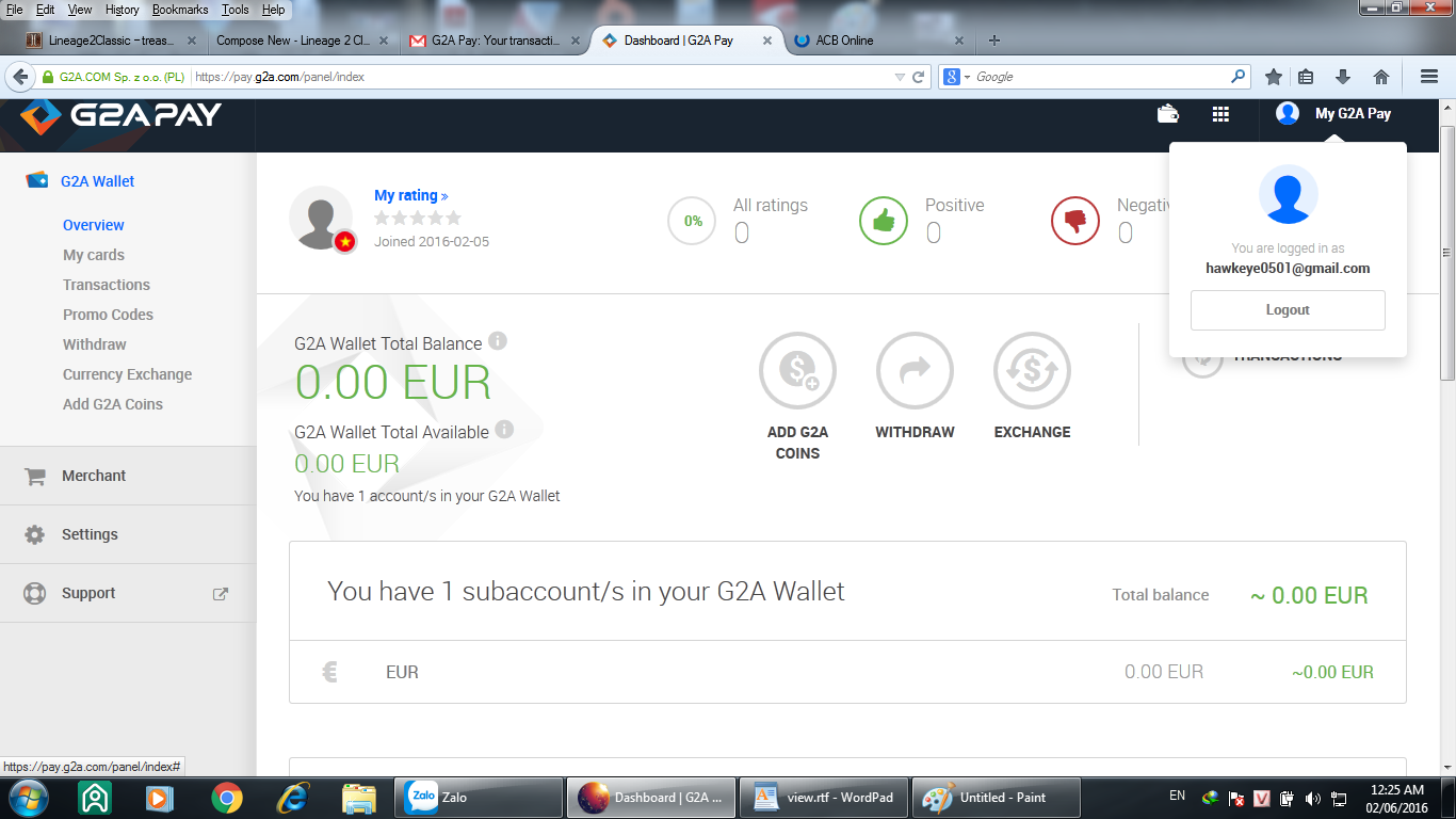 can t donate and i lost 3 euro suggestions lineage 2 classic